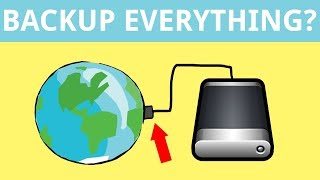 Could We Create a Backup of the Entire Earth?