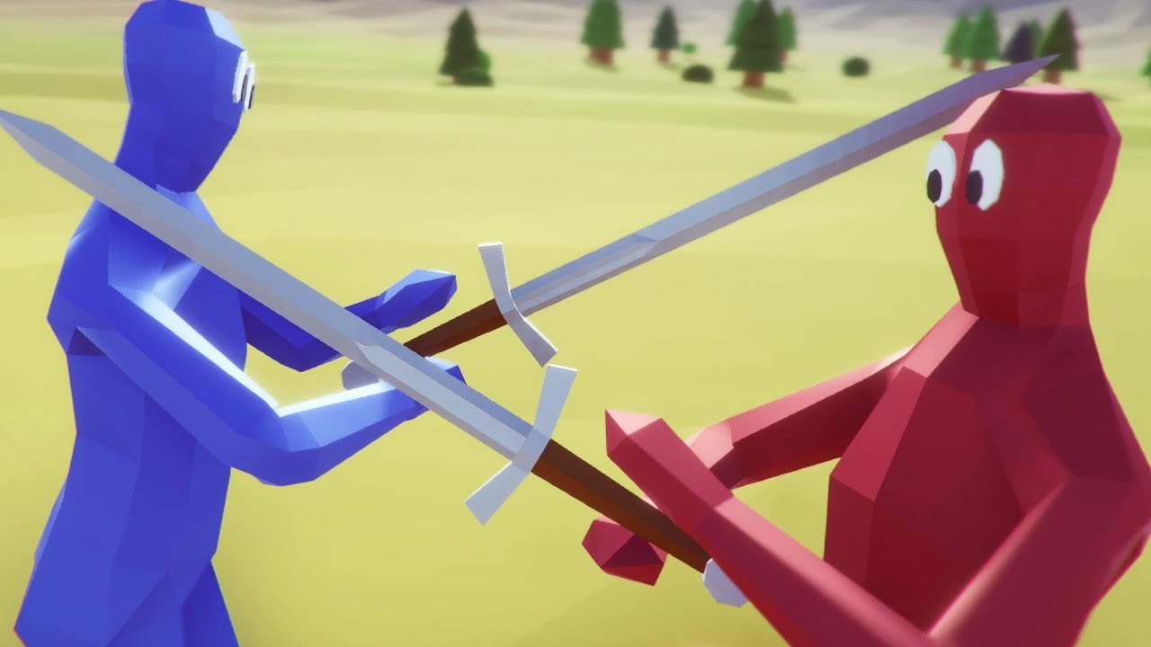 Totally accurate battle simulator дата выхода, системные.