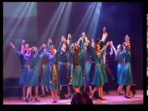 Ardzagang Armenian TV's Program About Shushi Armenian  Dance Ensemble Performance On 11-01-2015