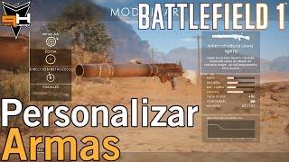 Video Desbloqueo y Personalización de armas en Battlefield 1 - Bienvenido a Battlefield 1 download MP3, 3GP, MP4, WEBM, AVI, FLV Agustus 2018