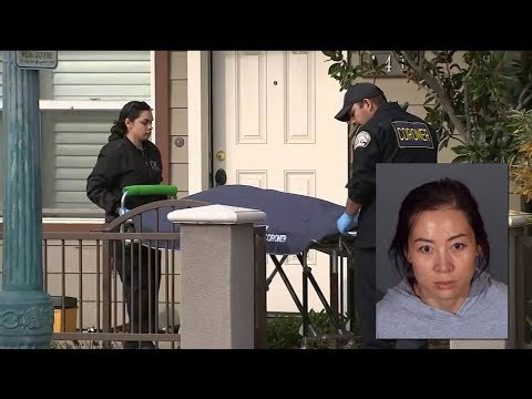 Bà Việt Nam ở California bị bắt, tình nghi liên quan cái chết của con