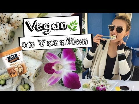 VEGAN What I Ate Today in Florida - Family Recipes and Vegan Finds