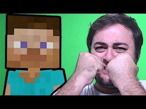 Minecraft Oynuyoruz -