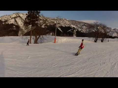 Maiko Ski Resort Near Niigata Tokyo Japan Noel Curry GOPR1031a.MP4