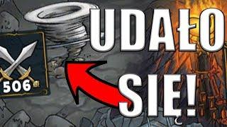 TORNADO RUSZYŁO! 500+ WBITE!  - SHAKES AND FIDGET #181
