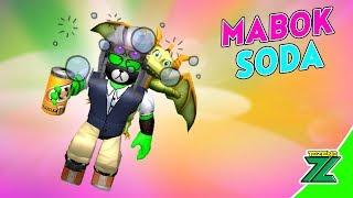 [Disco Land] Simulateur de boisson de soude Mabok Soda - France Roblox Indonésie