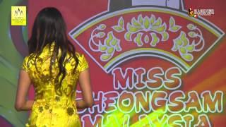 Miss Cheongsam Malaysia 2015 Final on 7 March, 2015
