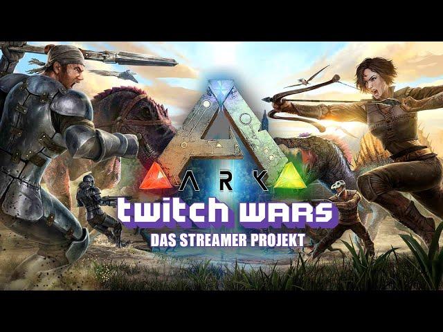 ARK: Twitch Wars - Das Streamer Projekt 🦖 Teaser