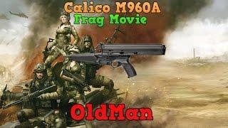 Warface Calico M950 Frag Movie [Oldman]