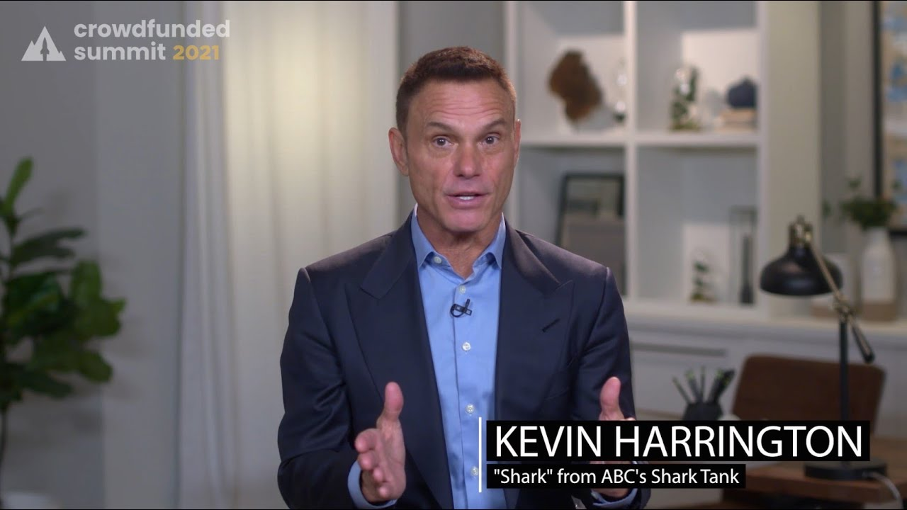Download Kevin Harrington - $100K Pitch Competition