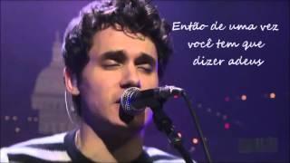 """John Mayer """"Dreaming With A Broken Heart"""" (Sonhando com o coração partido)"""