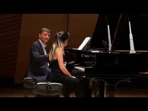 Keona Lim-Rose 2016 Master Class with Stephen Hough