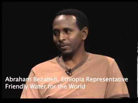 Abraham Bezabeh -- Clean Water For Ethiopia