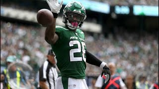 Le'Veon Bell Talks First Game as a Jet