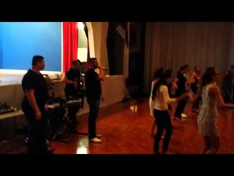 Goci Bend - Romaniske vite jele Sydney 26.01.2014 Australia