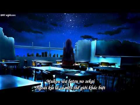 [Nightcore] Arrietty's Song Japanese (Lyrics + Vietsub)