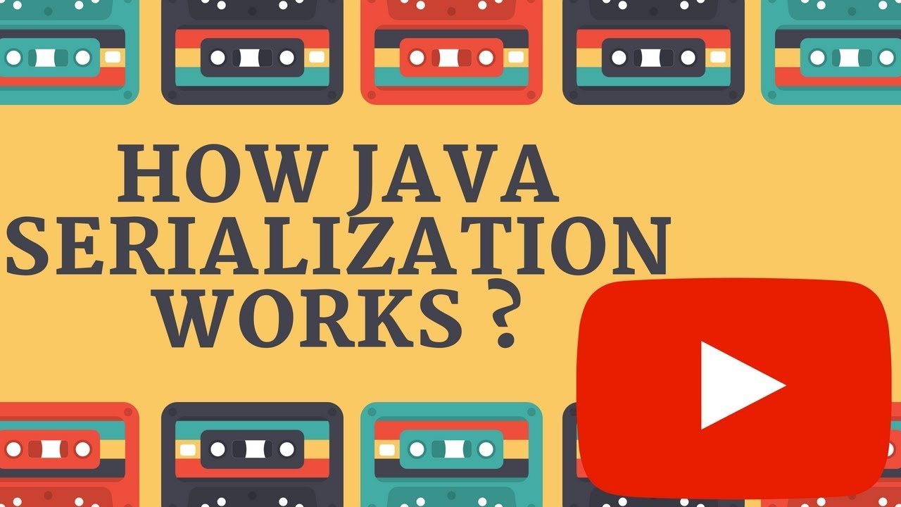 How java serialization works interview youtube how java serialization works interview baditri Image collections