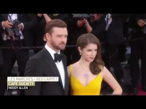 Anna Kendrick Cafe Society Cannes 2016 Red Carpet
