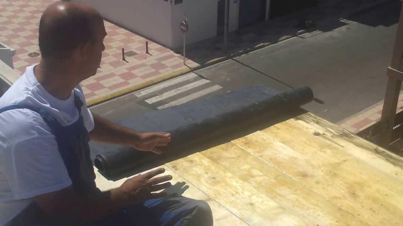 C mo impermeabilizar una pergola de madera con epdm - Como impermeabilizar madera ...