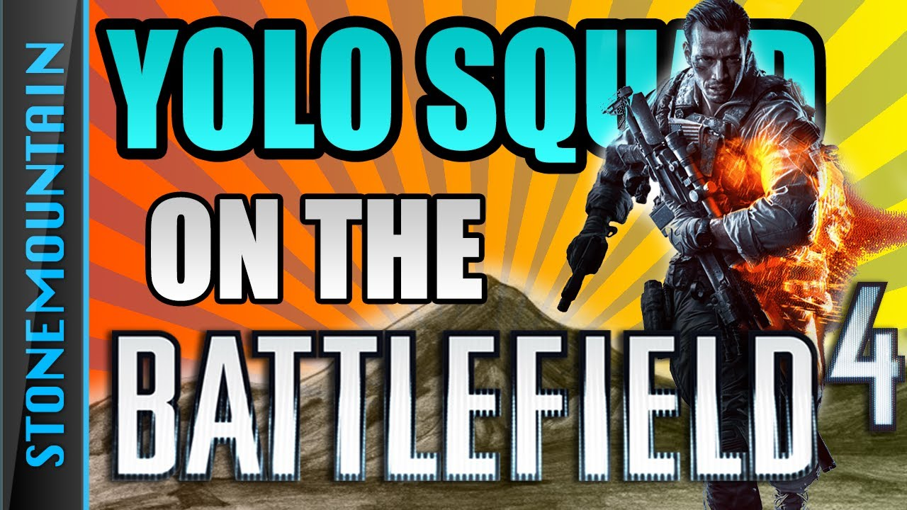 Battlefield 4 Spec Ops YOLO Squad Medic POV \