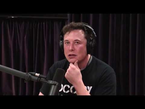 Joe Rogan Experience #1169  Elon Musk  (w/transcript)