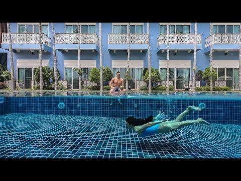 BLU Marine Hua Hin ,BOUTIQUE HOTEL & POOL VILLAS IN HUA HIN NEAR TOWN CENTER
