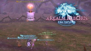 ffxiv thornmarch extreme white mage perspective