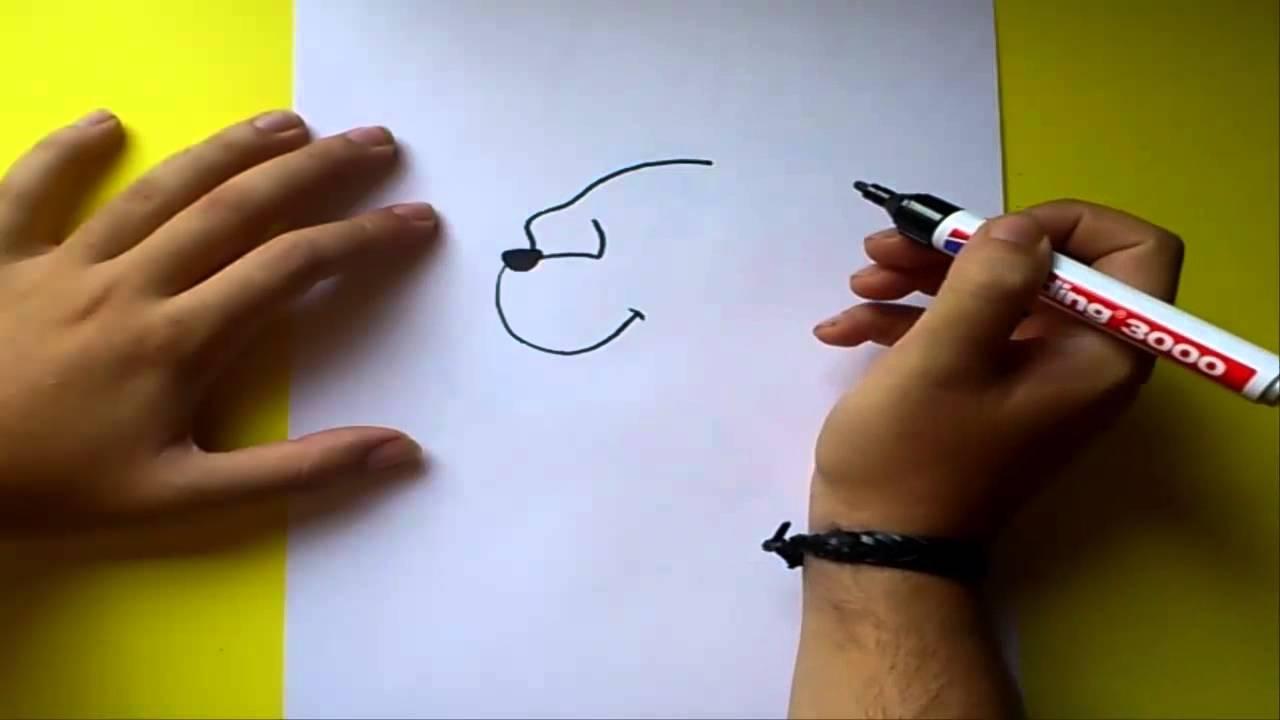Como Dibujar A Winnie The Pooh Paso A Paso Winnie The Pooh How To Draw Winnie The Pooh