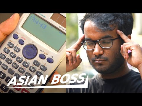 World's Fastest Human Calculator From India Attempts To Break World Record On Camera