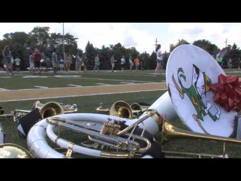 Notre Dame Preparatory Bands: Tradition. Excellence. Family.
