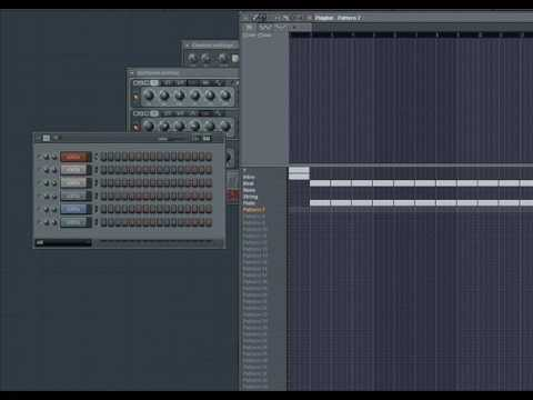 Nelly Furtado -Promiscuous (Remake, Fl-Studio)