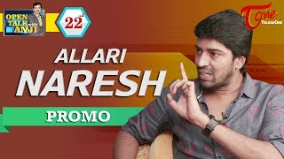 Open Talk with Anji | #22nd Promo | #TeluguInterviews