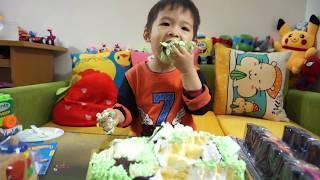 Xavi's 3rd Birthday Party