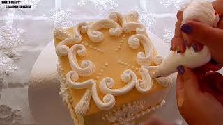 УКРАШЕНИЕ ТОРТОВ , торт 'ДЖОЗЕЛИН'  от SWEET BEAUTY СЛАДКАЯ КРАСОТА, CAKE DECORATION