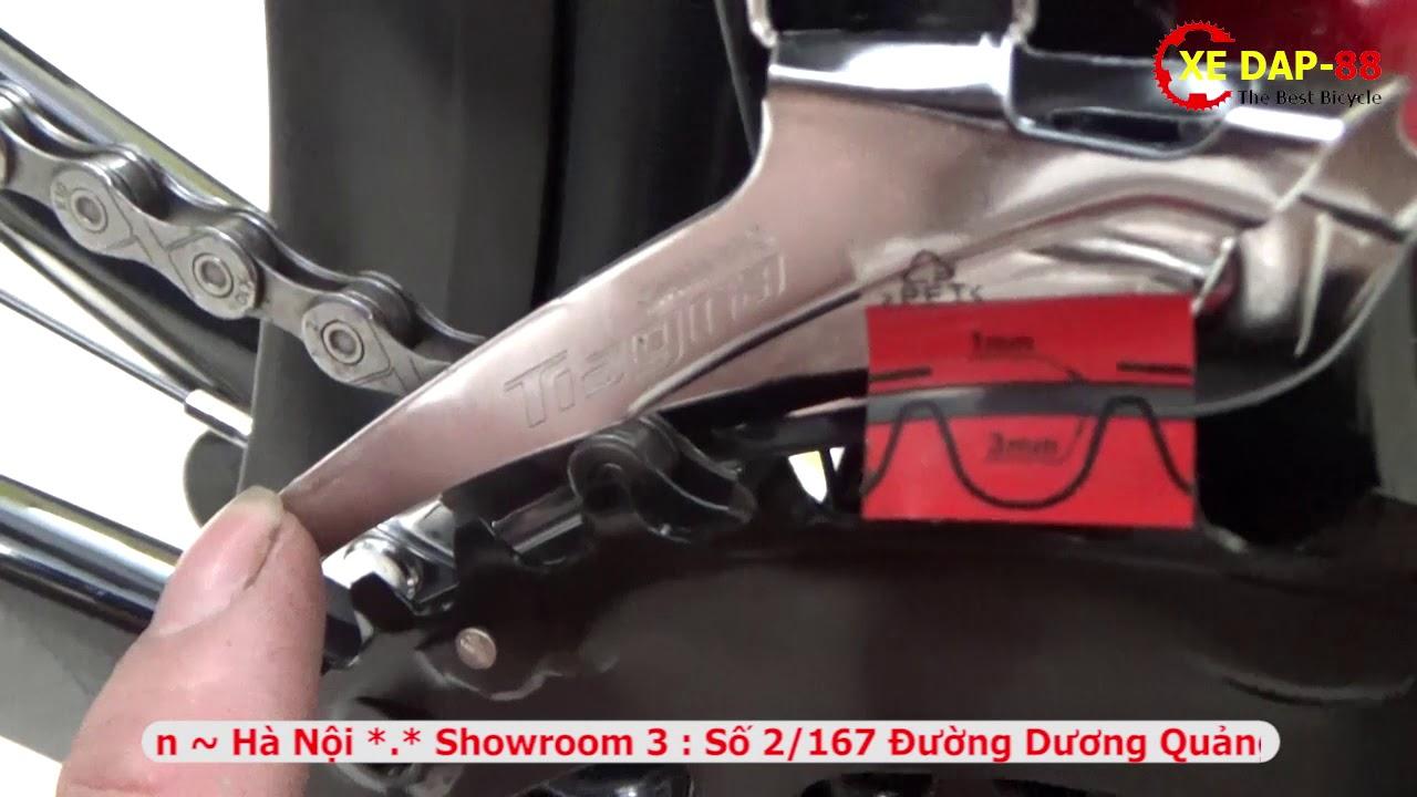 Xe Đạp Twitter T10 Pro Shimano Tiagra 4700 Japan Tay Ngang 2020