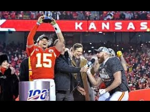 2019 NFL Playoffs AFC Championship Game Highlight Commentary (By Chiseled Adonis)