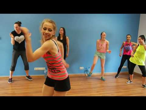 African Dancehall fitness Masterclass in Poland