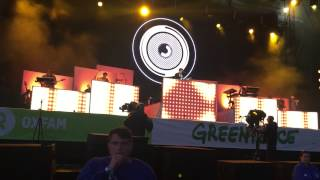 Mark Ronson - Valerie (live in Glastonbury 2015)