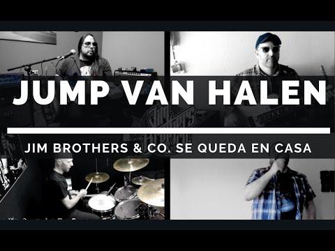 Jump #YoMeQuedoEnCasa
