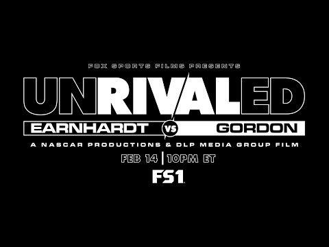 UNRIVALED: EARNHARDT vs. GORDON
