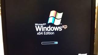 Installing Windows XP Professional x64 Edition on a 2011 HP Pavilion (p7-1019)