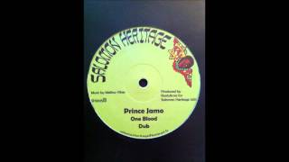 Prince Jamo - One Blood / Dub