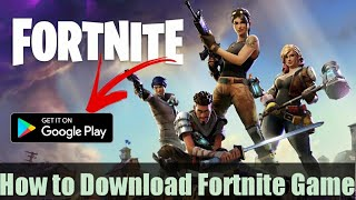 How to download Fortnite Game in Android & IOS Device Beta version !! Hindi