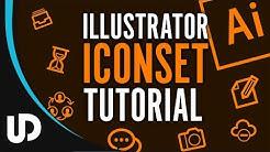 IconSet mit #Illustrator erstellen und viel Zeit sparen! [Tutorial]