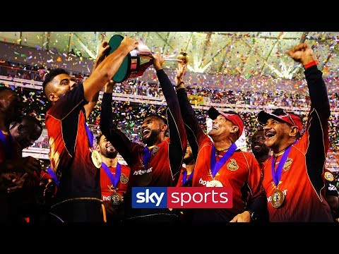 Watch the Caribbean Premier League draft live on Sky Sports YouTube