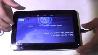 видео Не загружается планшет. При включении планшет висит на надписи Android. |