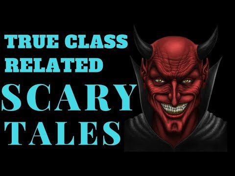 True Scary Class Related Stories NO Reddit Reads