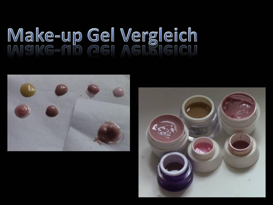 Make Up Vergleich Welche Farbe Passt Zu Mir Youtube