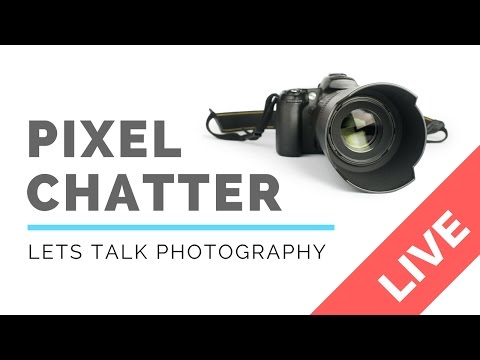Pixel Chatter Photography Sessions #18