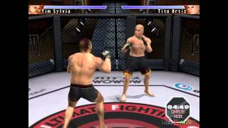 UFC: Sudden Impact - Gameplay PS2 HD 720P